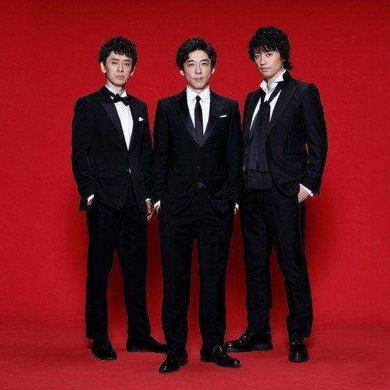 《東京獨身男子》由高橋一生、斎藤工、滝藤賢一擔綱演出。圖/擷自官網