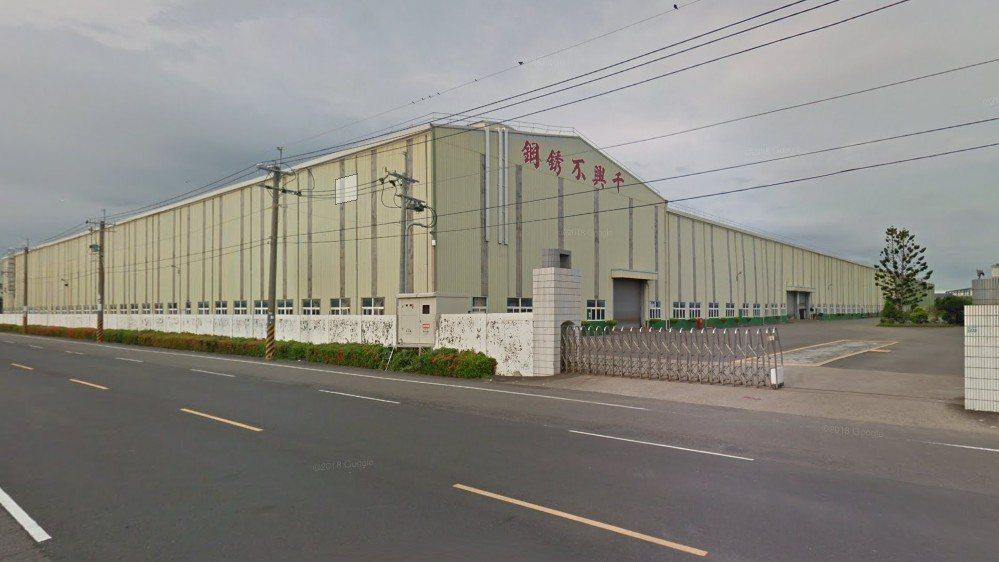 千興不銹鋼廠。 圖/截自google map