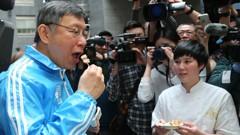 台北市長做滿4年?柯文哲:交給天決定