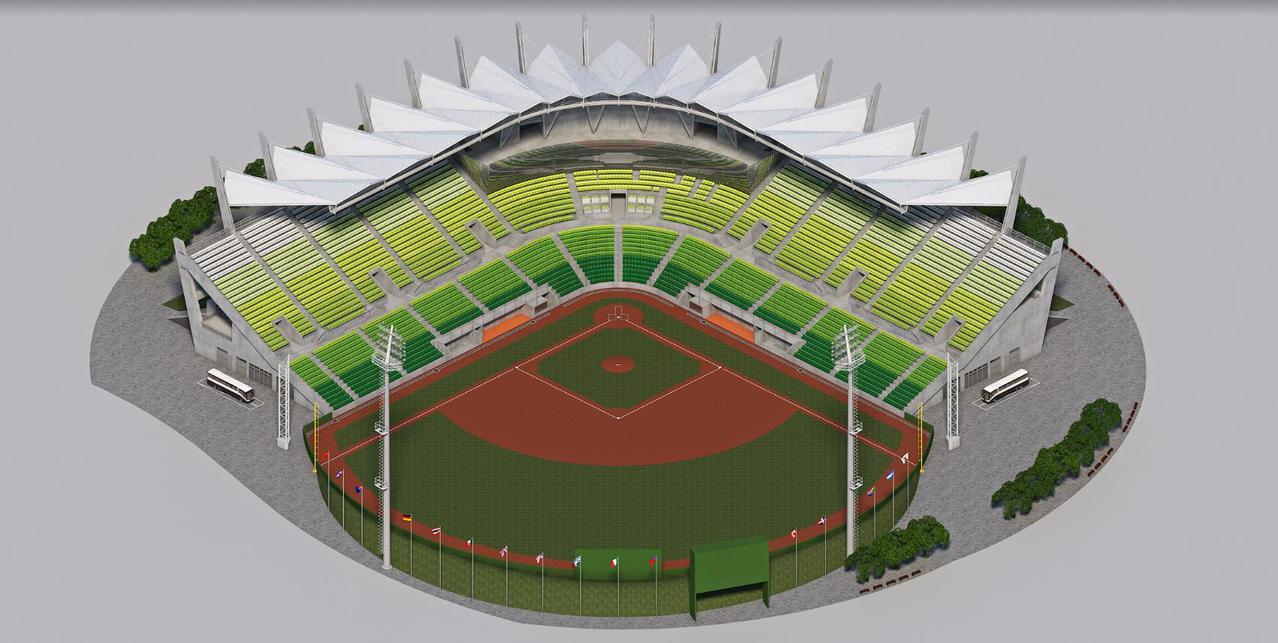 本屆U12世界少棒賽將在台南亞太棒球村進行賽事,WBSC表示,這座新球場將會成為...