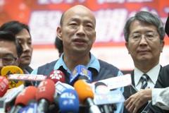 做滿4年…韓國瑜反問誰說的 黃光芹發文還原現場解讀真相