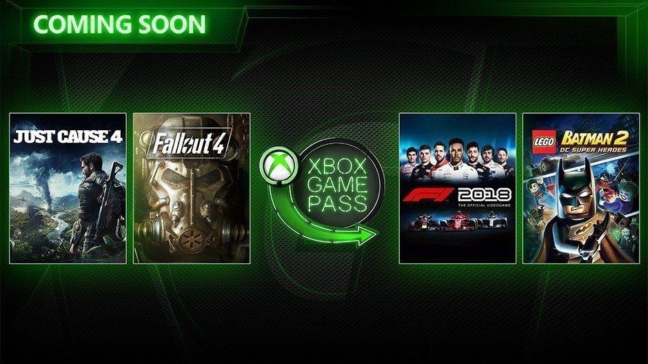 訂閱「Xbox Game Pass」即可暢玩百款 Xbox One 和 Xbox...