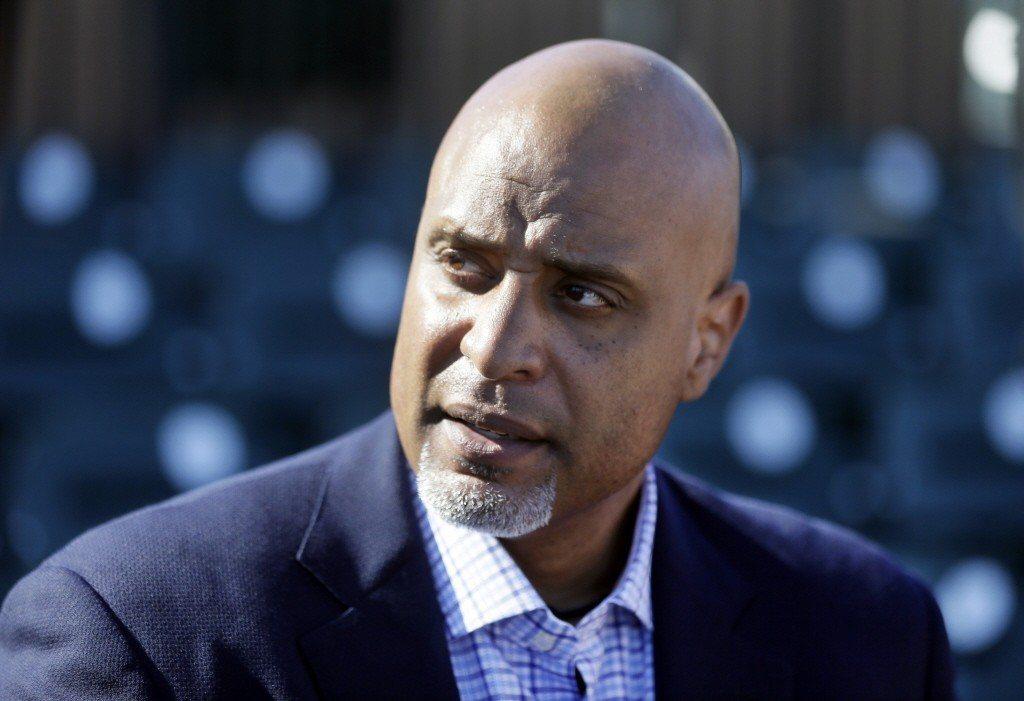 MLB球員工會主席克拉克(Tony Clark)。 圖/美聯社