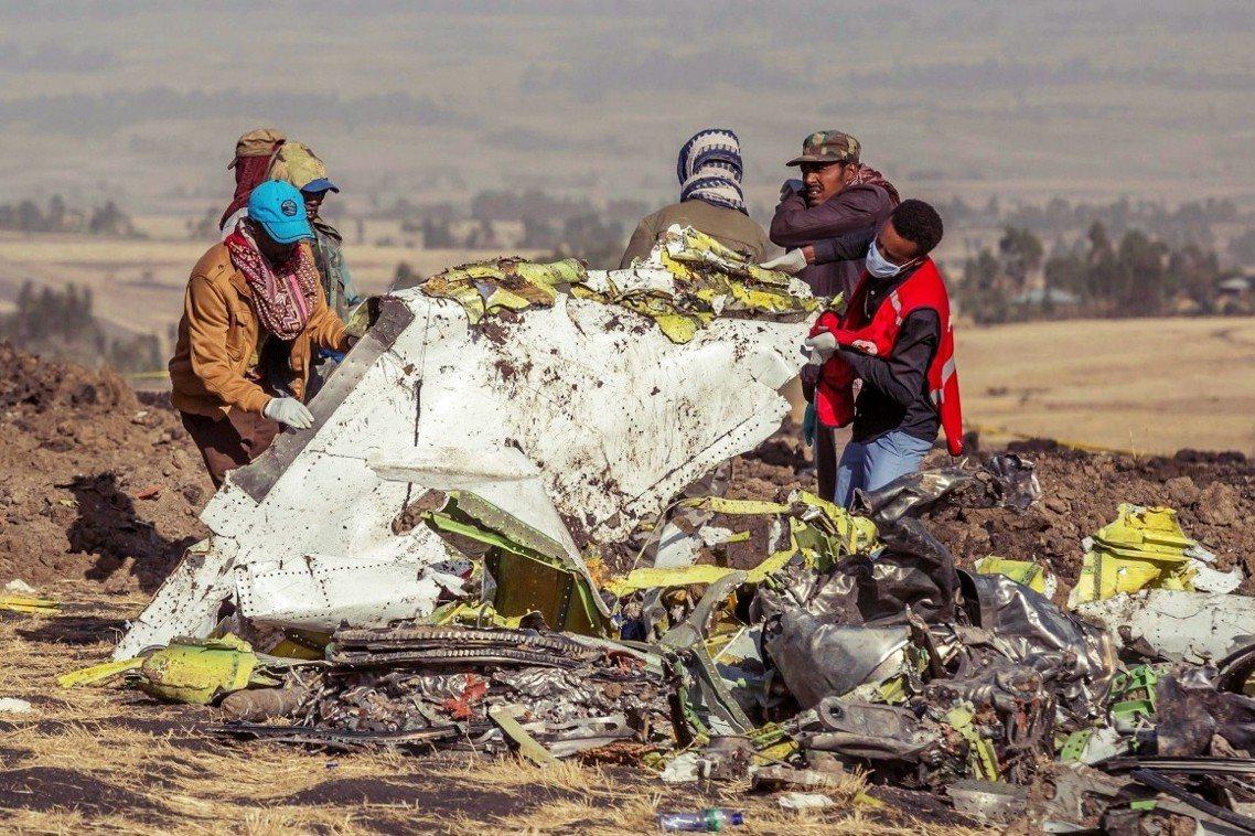 造成全機157人喪生的衣索匹亞航空ET302航班空難,由於懷疑事故的新型客機「波...