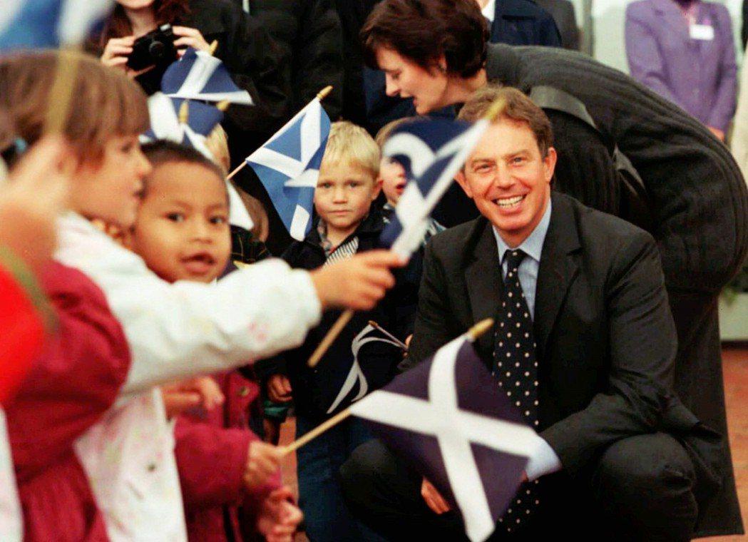在上世紀60年代開始萌芽的「蘇格蘭民族主義」,到了矢志奪回工黨失落多年的執政寶座...