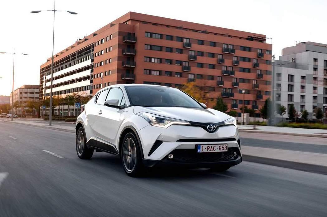 C-HR EV很有可能會是Toyota的首款純電休旅。 摘自Toyota