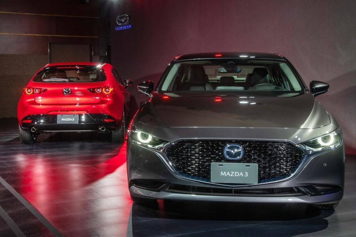 提前叫陣Auris 第四代Mazda3要來了!