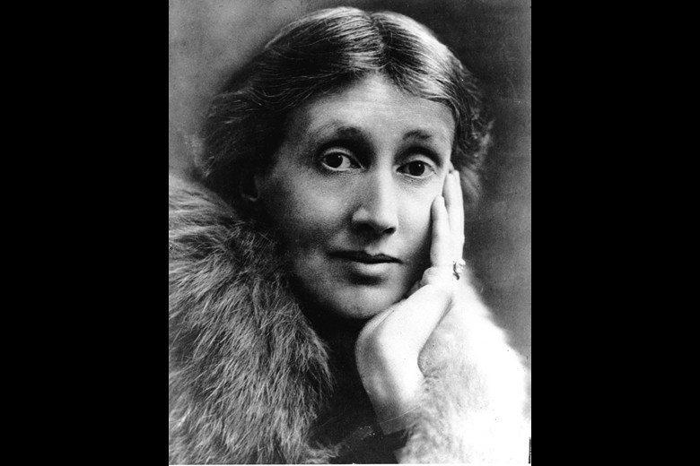 女性主義作家維吉尼亞・吳爾芙:「一個人能使自己成為自己,比什麼都重要。」 圖/美聯社