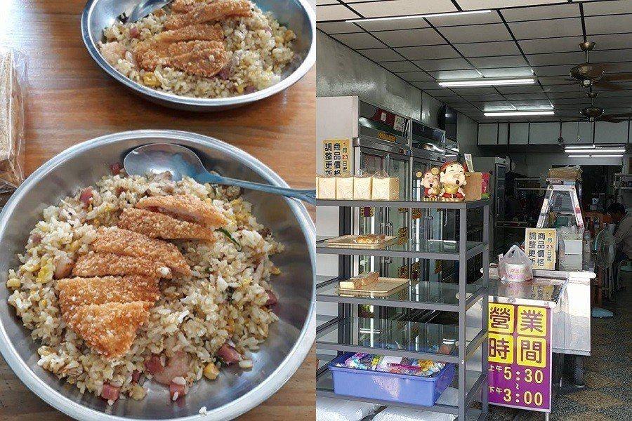 圖片來源/爆笑公社& 美樂司漢堡早餐店