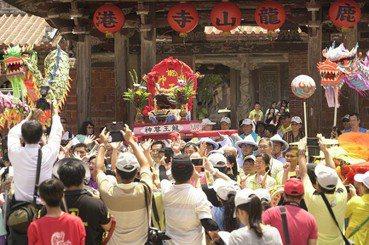 鹿港龍王祭因何不能登錄文資(上):不見民俗本真性的「創制傳統」