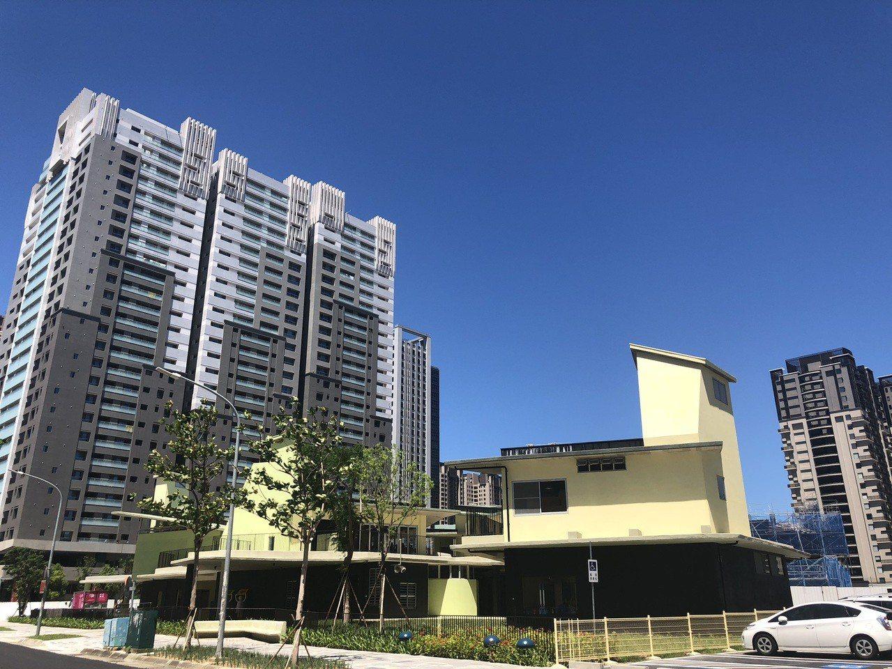 新竹光埔重劃區。 圖/住宅週報提供