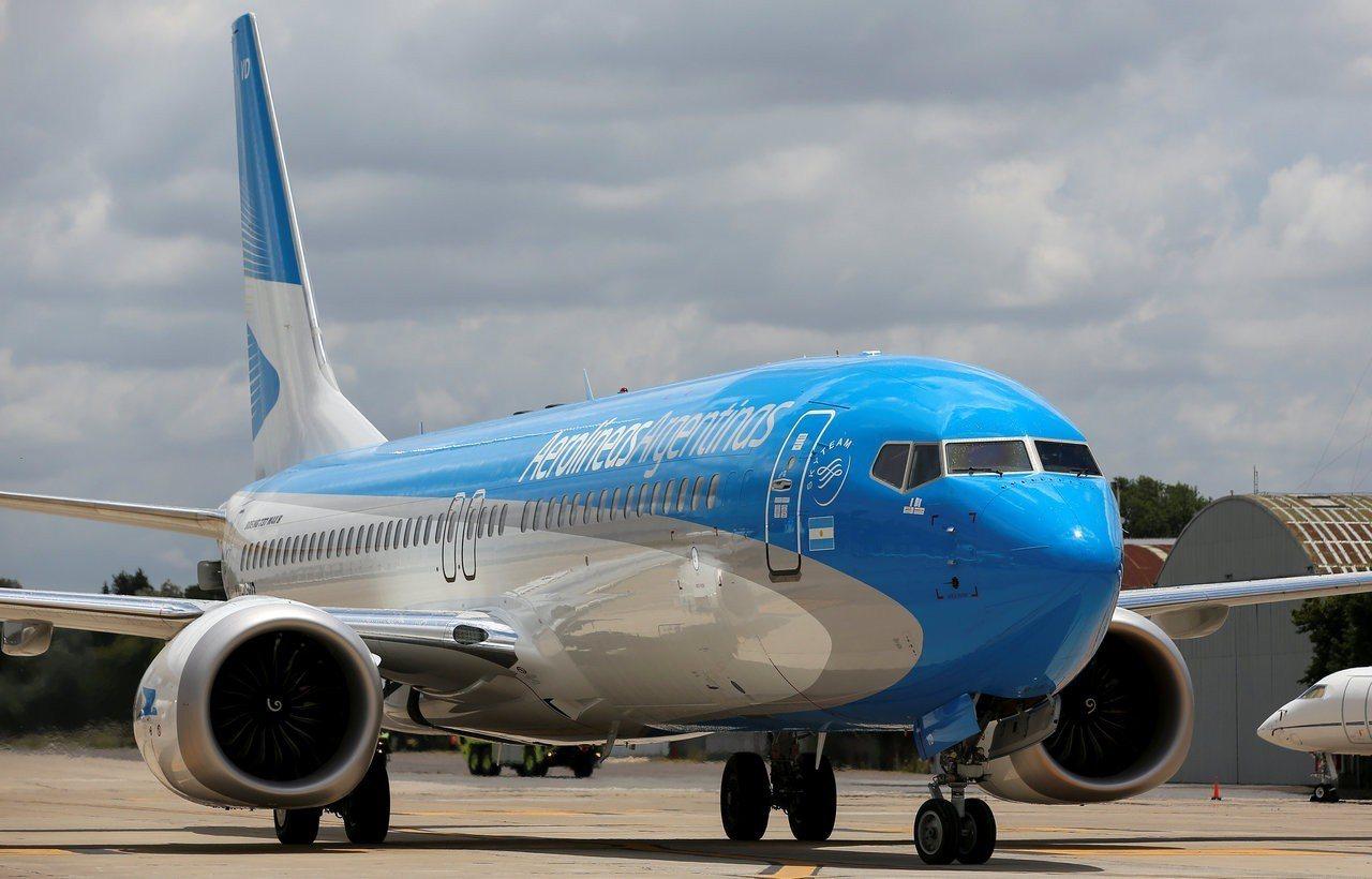 衣索比亞航空一架波音737 MAX 8於10日墜毀,導致多國停飛此型客機。圖為阿...