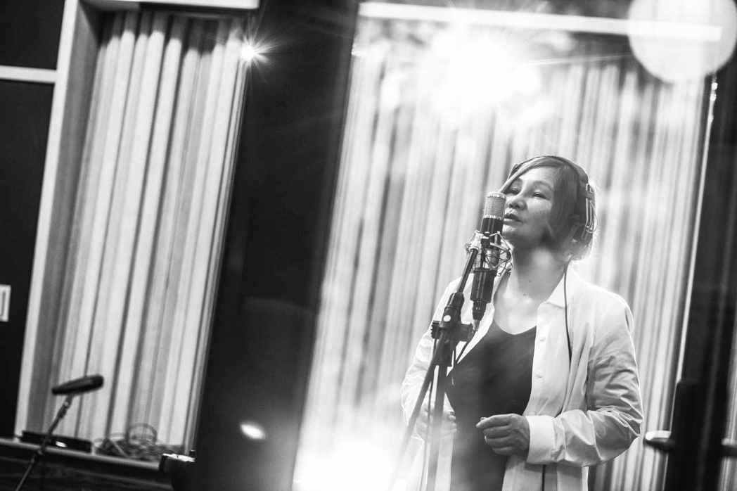 官靈芝推出新專輯「爵好 Jazz's Good!」。圖/獨一無二娛樂提供