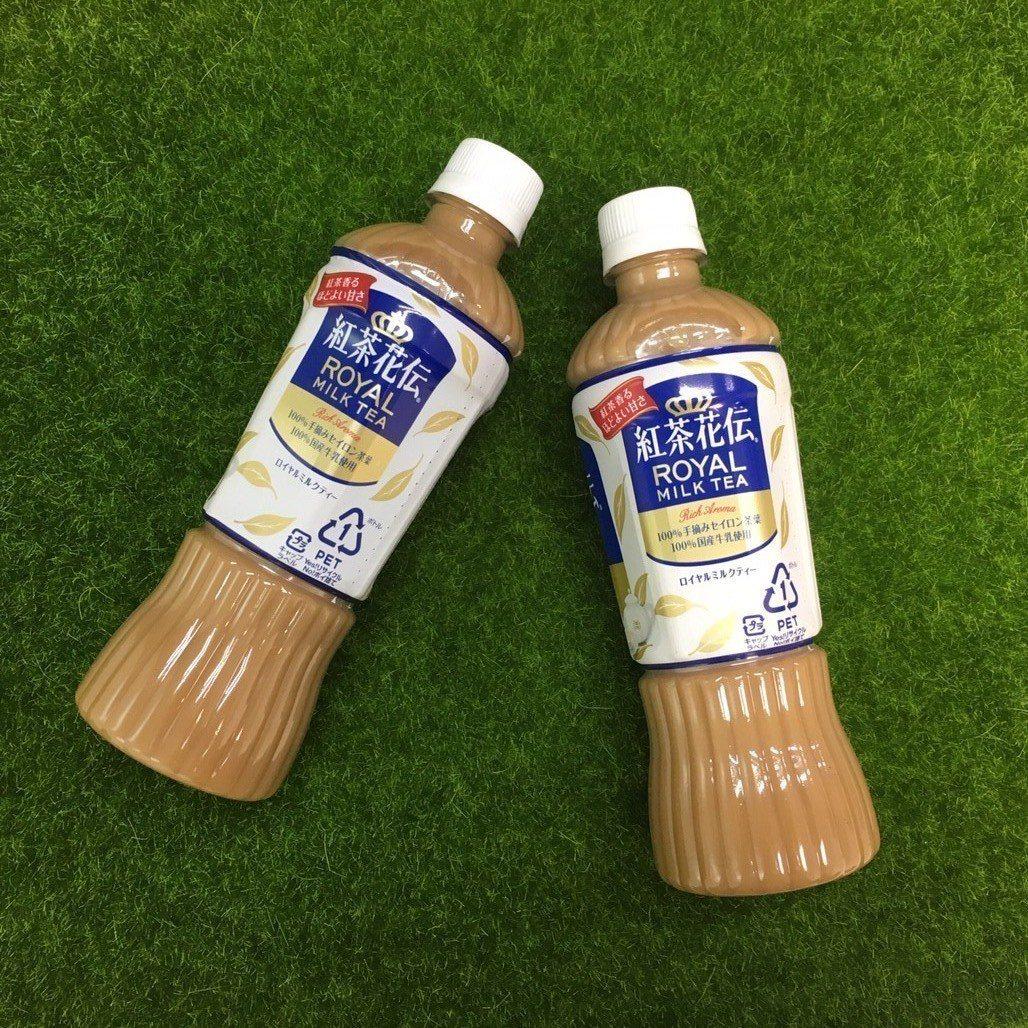 OKmart限量引進日版「紅茶花傳皇家奶茶」,470ml售價78元,販售至3月1...