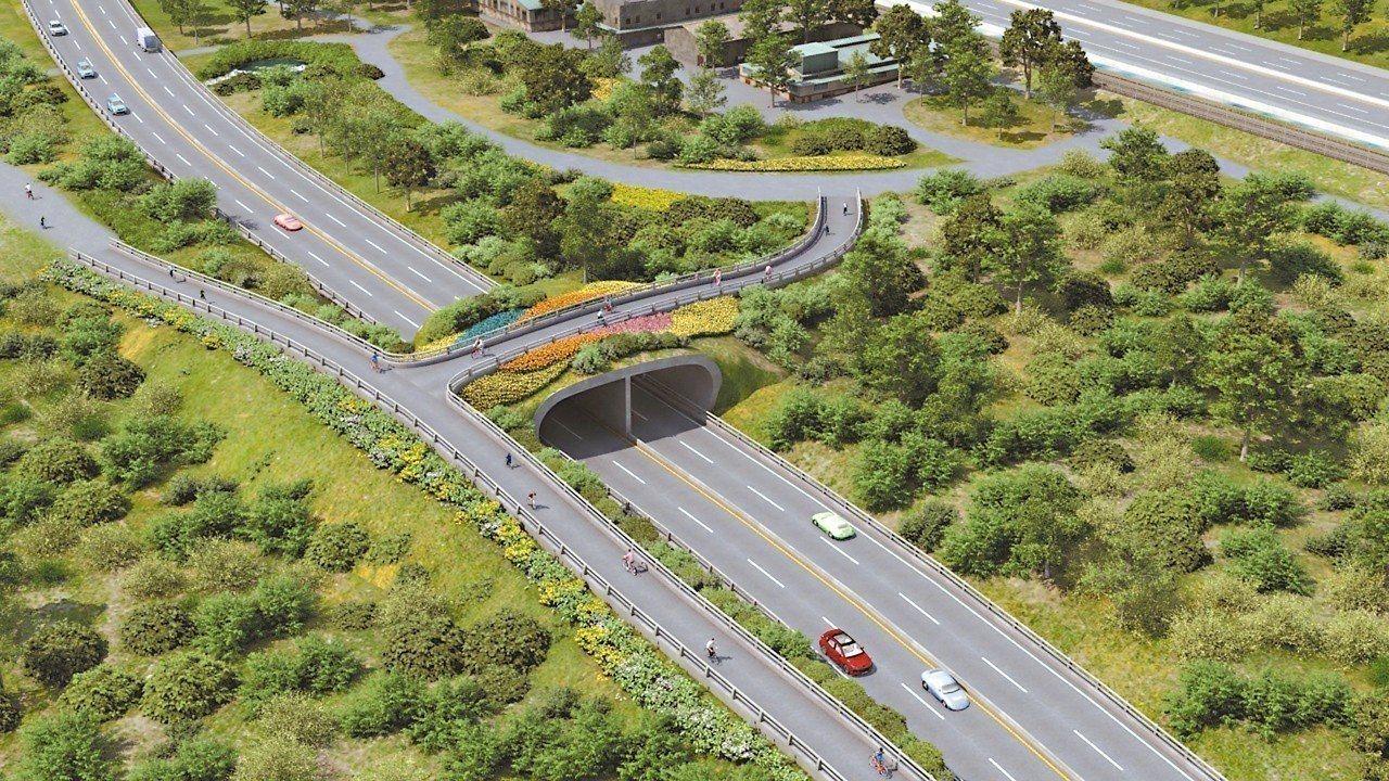 台北市長柯文哲在「柯侯會」釋出善意,表達願出資幫忙興建淡北道路。圖/新北市府提供