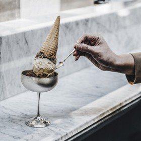 風格/美味拍手食記:IL MERCATO義瑪卡多 會特別為了Gelato冰淇淋而來