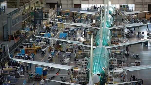 737是全球最暢銷飛機。 圖/取自波音官網