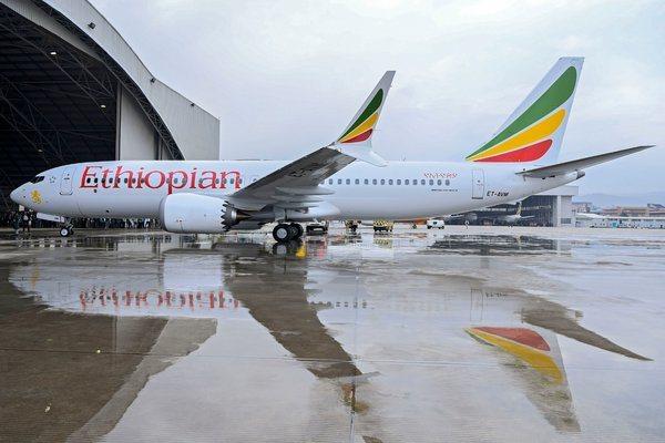 衣航空難事件後,波音737 MAX 8因安全疑慮遭一些國家禁飛。 (歐新社)