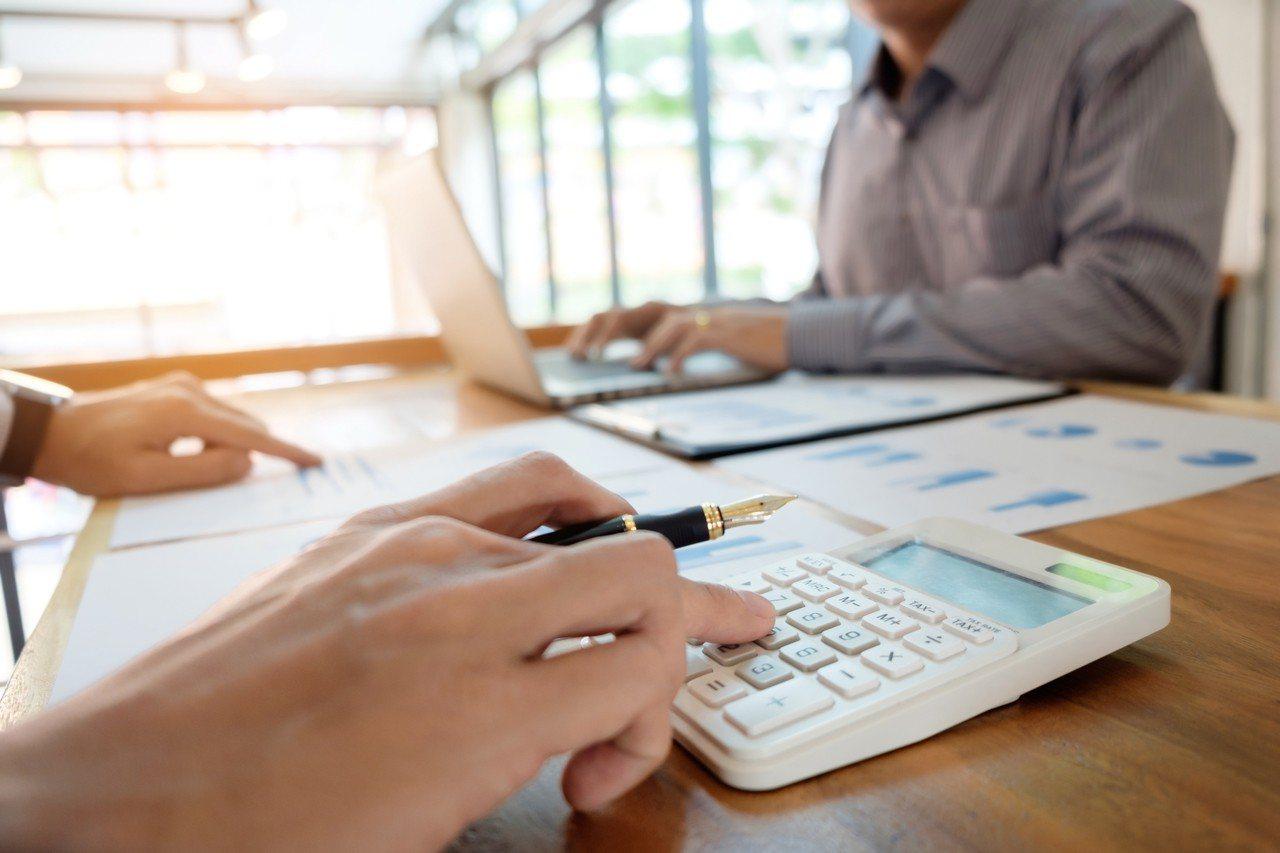 示意圖。五月報稅即將來臨,會計師表示,今年報稅共有五大新規定。圖/ingimag...