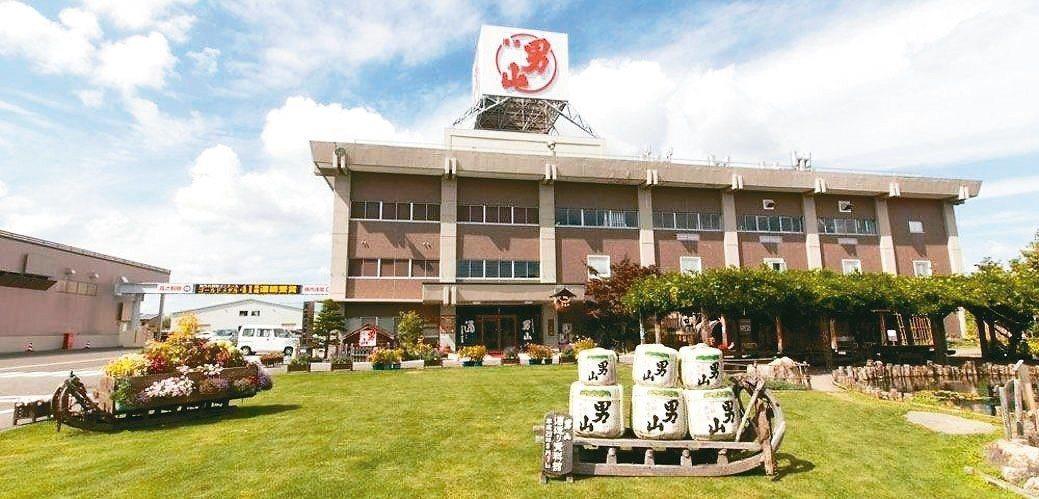 日本男山酒造位於山形縣,是日本第一個獲得「法定產區地理標示GI」的產區。 橡木桶...