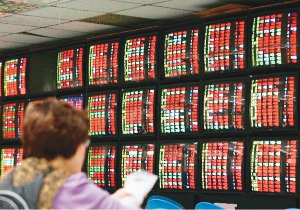 台股本周漲幅1.91%。聯合報系資料照