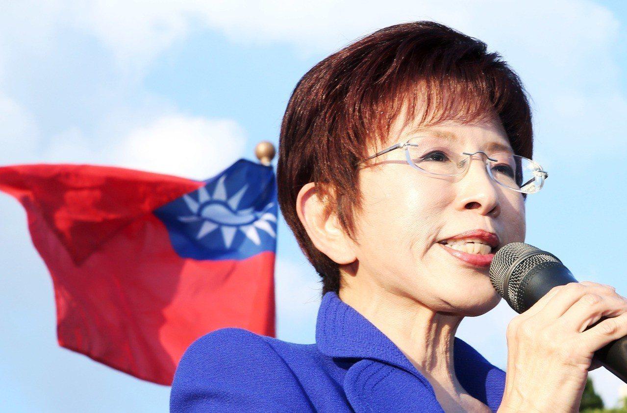 北京宣布將邀訪中國國民黨前主席洪秀柱到訪北京。 圖/聯合報系資料照片