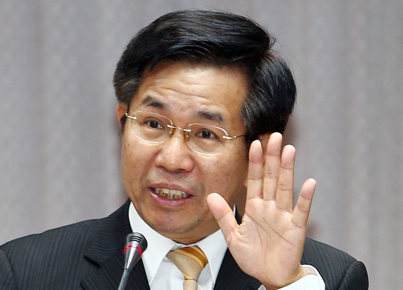 教育部長潘文忠。聯合報系記者杜建重/攝影