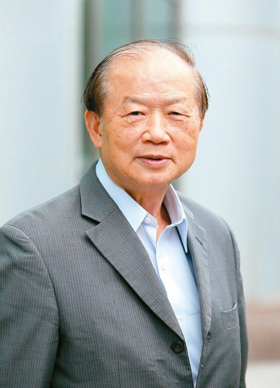 台北醫學大學保健營養學系名譽教授謝明哲博士 圖/楊順平 提供