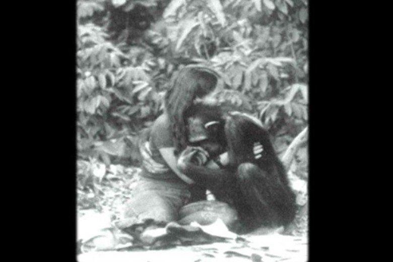1986年,卡特再次到甘比亞探望露西,她倆緊緊擁抱的畫面,成為露西的最後身影,隔...