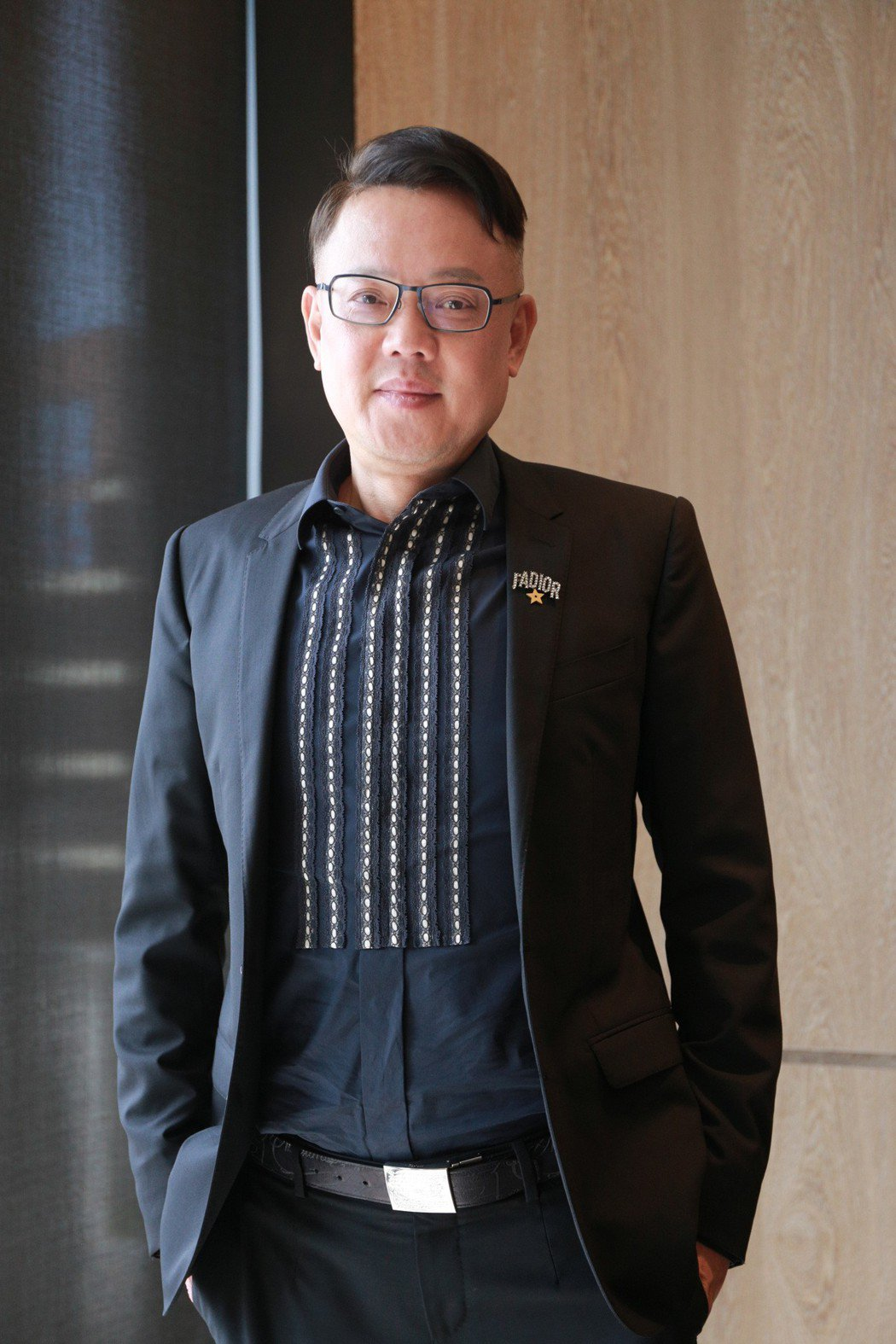 上揚國際集團總經理林聰麟表示,韓流太強,今年光是第一季接案就有500億,再加上去...