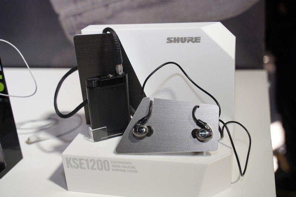 靜電耳機KSE1200