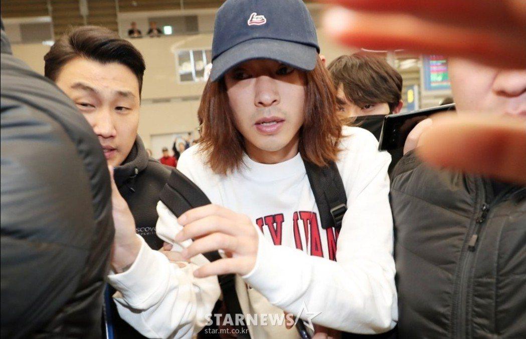 鄭俊英對外道歉。圖/摘自starnews