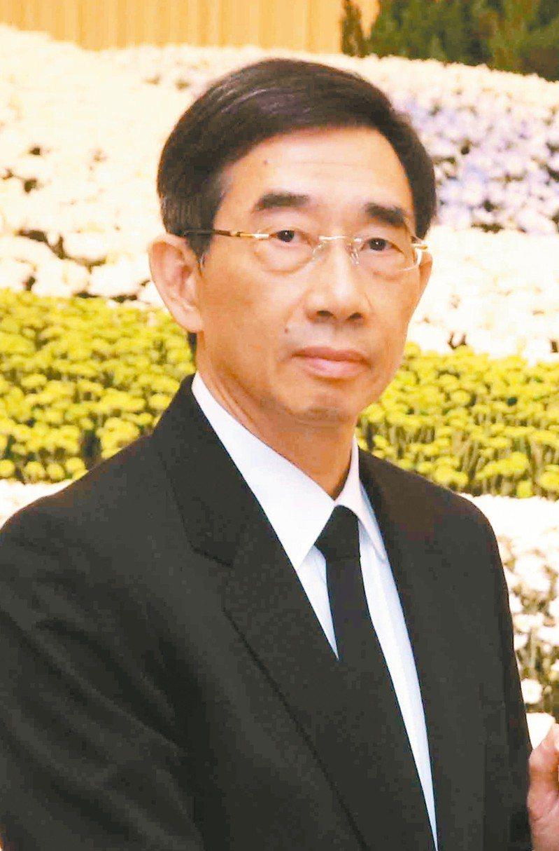 長榮集團董事張國華。本報資料照片