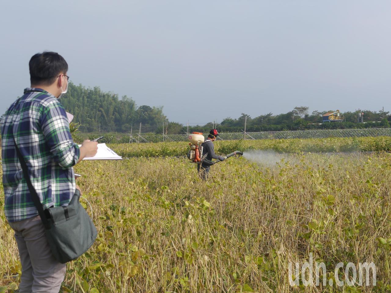 農委會擬全台停售、禁用農藥巴拉刈,各界議論。 圖/聯合報系資料照片