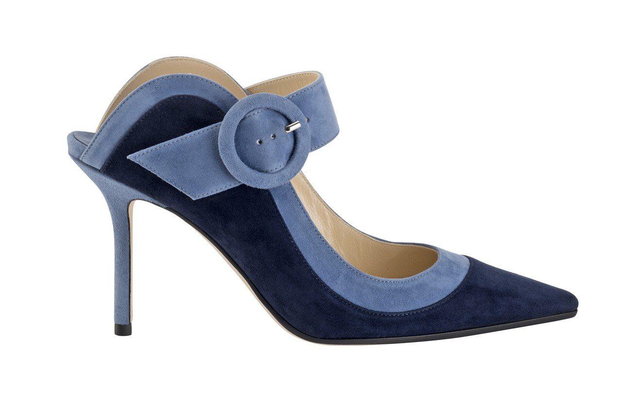 Jimmy Choo HENDRIX 85鞋款,35,800元。圖/藍鐘提供