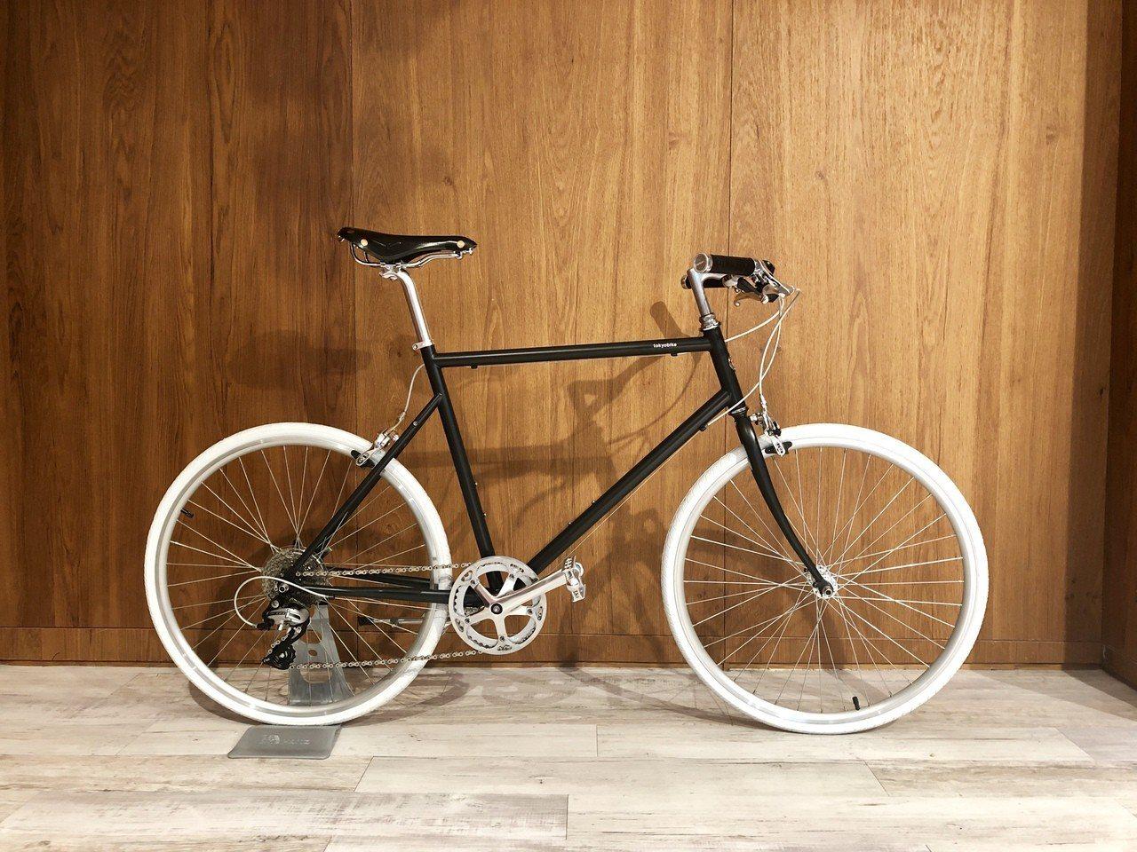 Tokyobike「26限量特仕車」。圖/誠品提供