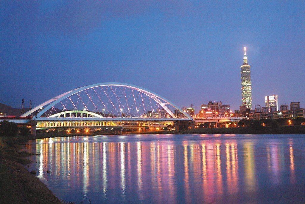 台北在全球城市生活品質排行第84名。(本報資料照片)