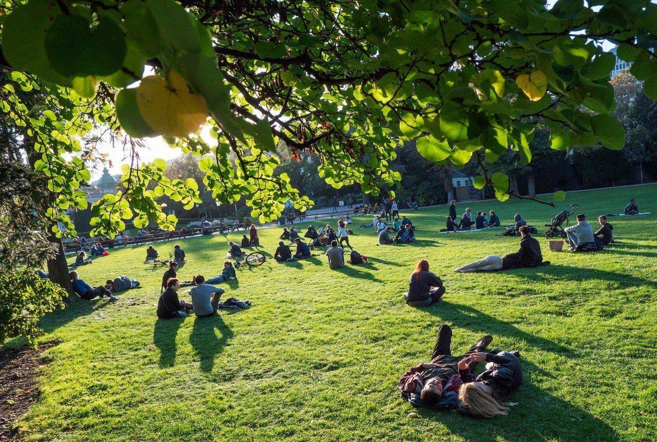 維也納連續第10年榮獲全球城市生活品質排行第一。(法新社)