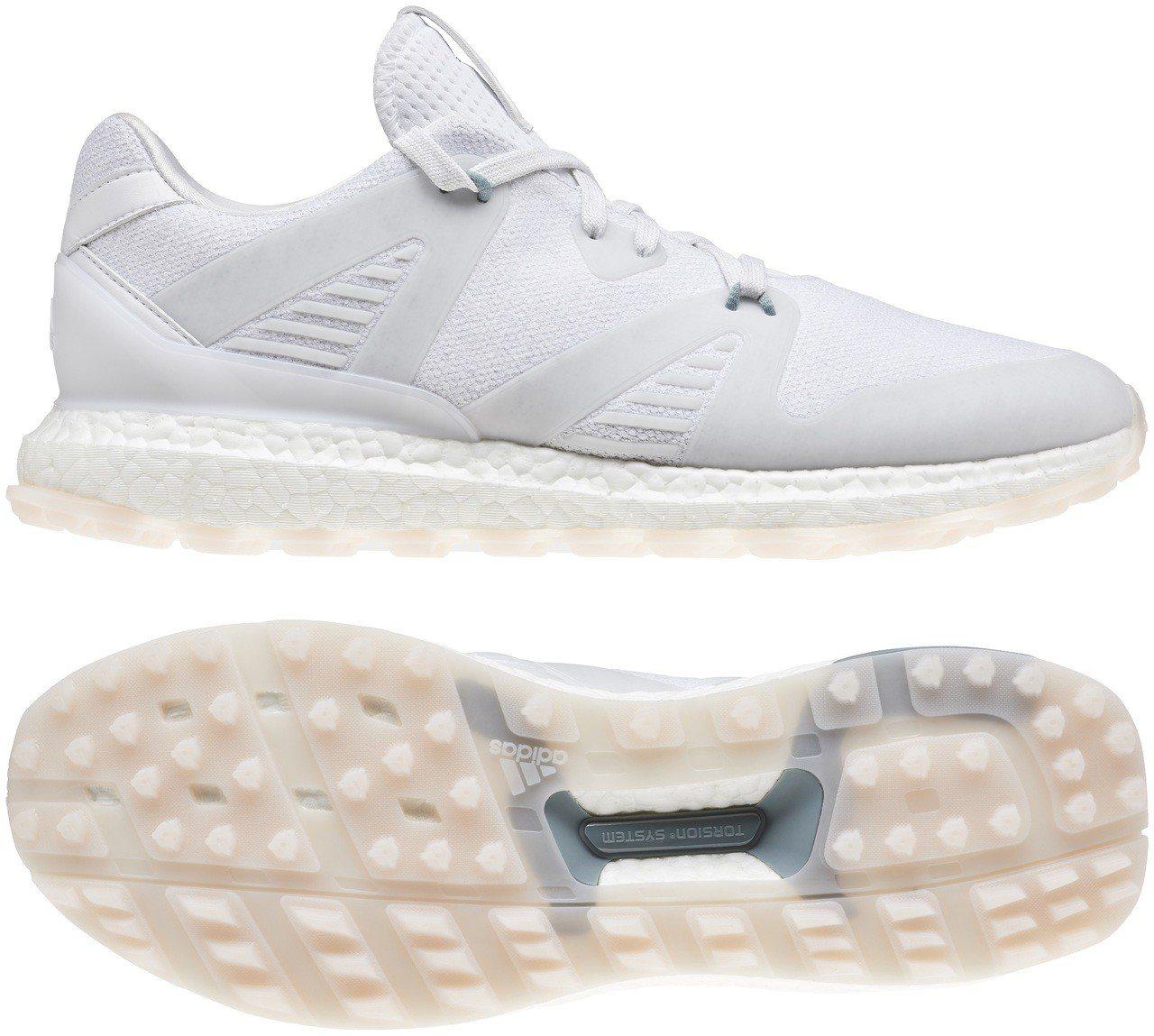 adidas Golf男款「櫻花鞋」,售價6,480元。圖/adidas Gol...
