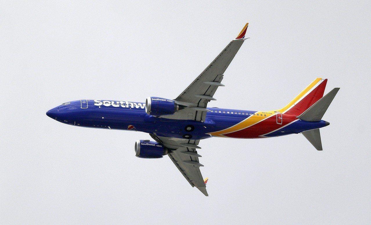 日本也停止波音737-MAX8和737-MAX9型號的飛機入境。 美聯社