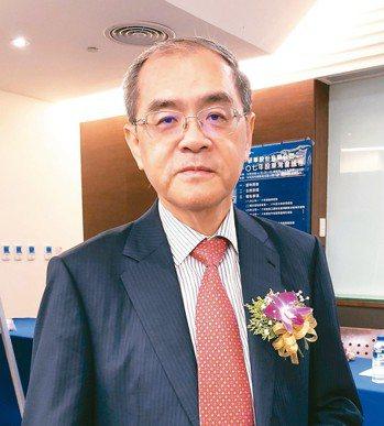 研華董事長劉克振 記者蕭君暉╱攝影
