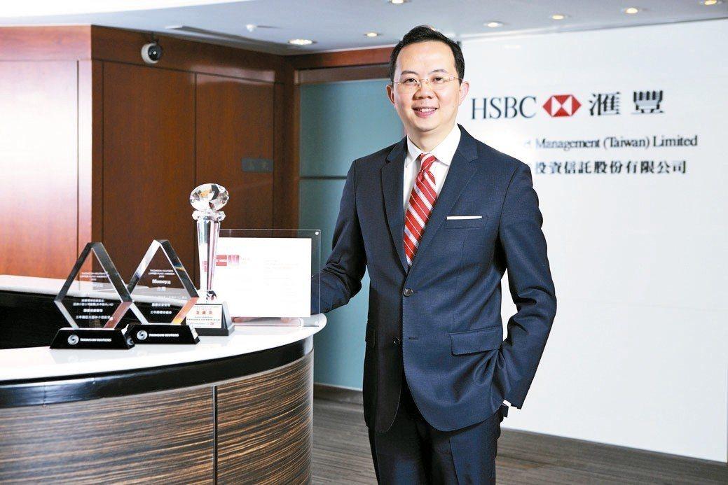 滙豐中華投信董事長李選進。 滙豐中華投信/提供