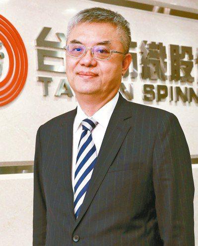 南紡總經理陳鴻模抓對市場需求,率公司團隊投入環保紗的研發,成功打入美國品牌供應鏈...