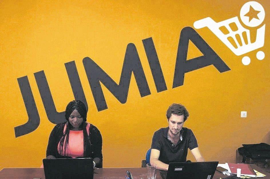 非洲三大獨角獸之一、奈國電商平台Jumia準備在紐約首次公開發行股票(IPO),...