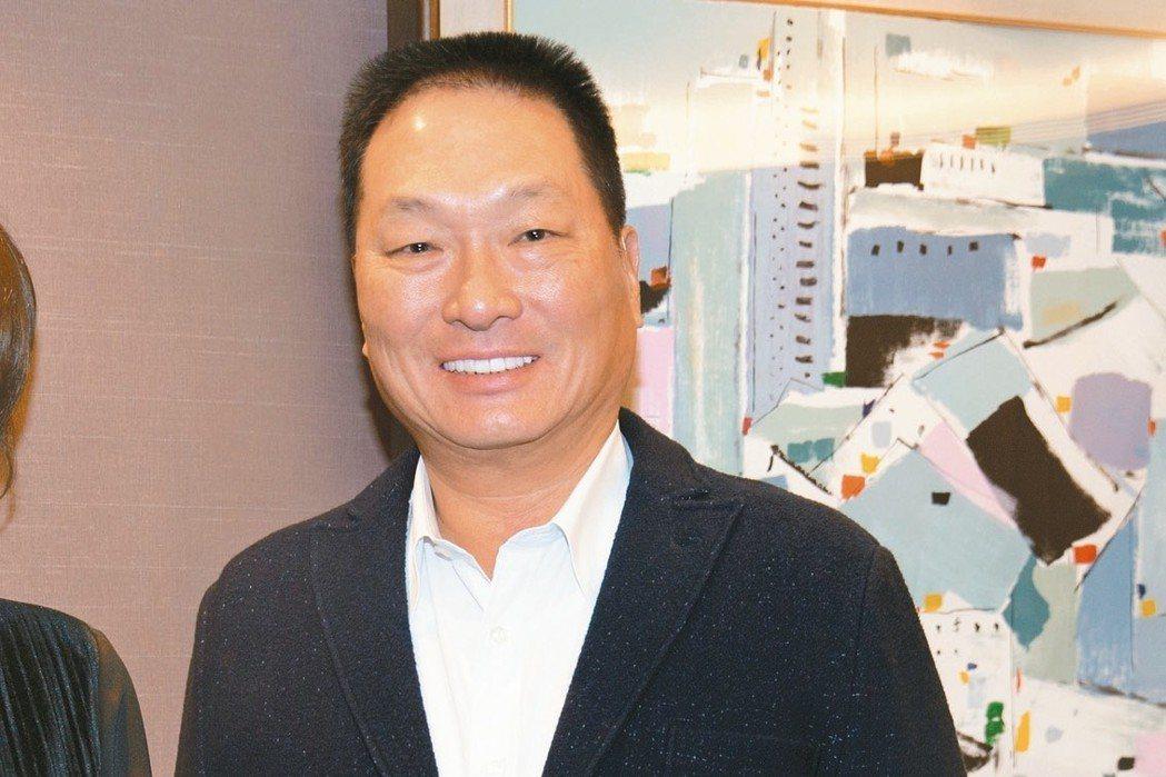 東森集團總裁王令麟 (本報系資料庫)
