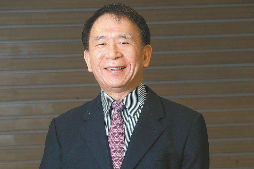 晟德集團董事長林榮錦 記者徐兆玄/攝影