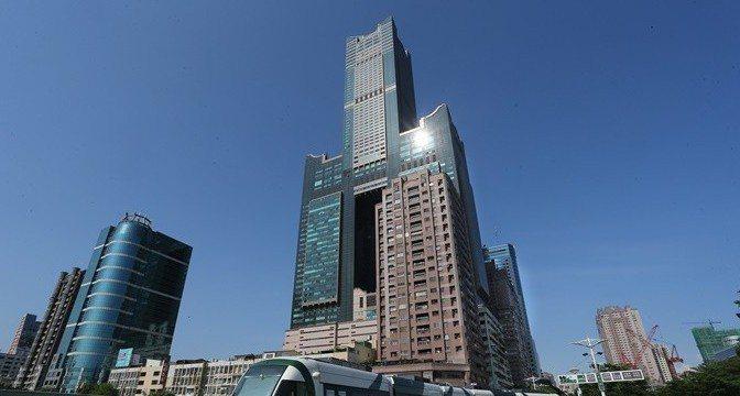 高雄地標85大樓 報系資料照