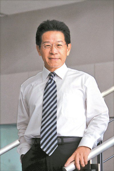揚明光董事長黃經洲。 圖/聯合報系資料照片
