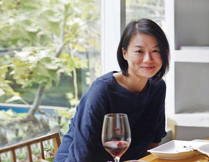 蔡雅妮(圖片取自《一人食》臉書)