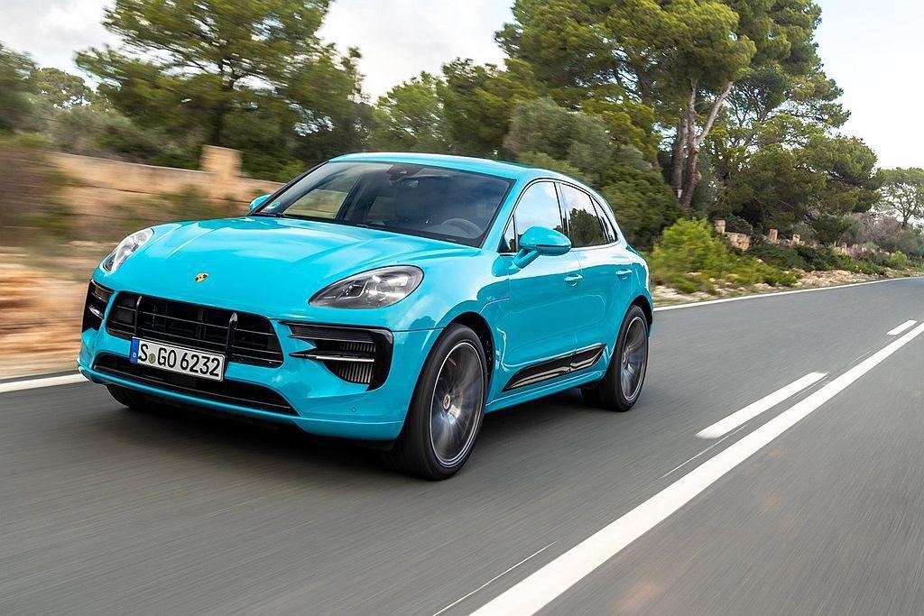 小改款Porsche Macan S完成油耗認證,繳出9.7km/L的平均油耗成績。 圖/Porsche提供